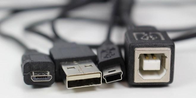 Mengenal Macam Jenis Tipe Kabel USB dan Versi Kabel USB