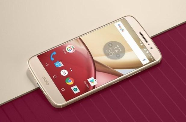 Motorola Moto M - HP Gaming dan Selfie terbaik