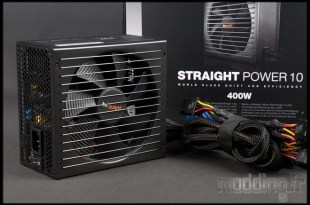 PC Gaming Power Supply 80+ Terbaik be quiet 10 400w
