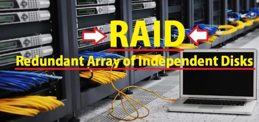 Pengertian RAID dan Macam Jenis Level Teknologi RAID Harddisk