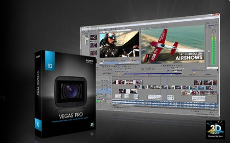 Software Edit Video Terbaik Untuk Windows Sony Vegas