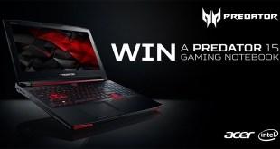 Spesifikasi Acer Predator 15 dan Harga Terbaru 2017, Laptop Gaming Terbaik