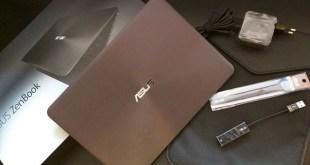 Spesifikasi Asus ZenBook UX305UA, Laptop Gaming Tertipis Di Dunia