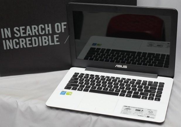 Spesifikasi dan Harga Laptop ASUS A455LF-WX033D i3 Terbaru