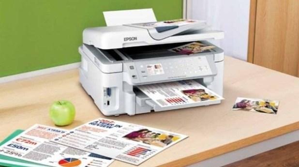 Spesifikasi dan Harga Printer Epson WorkForce WF-3521