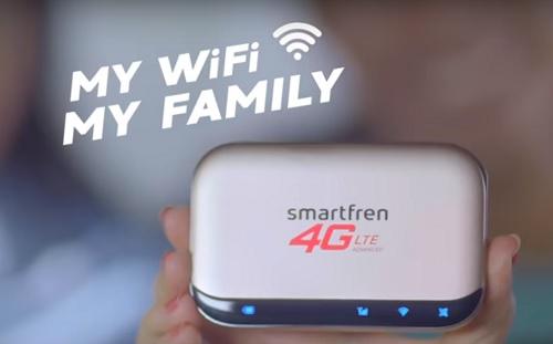 Spesifikasi dan Harga Terbaru Smartfren Modem Wifi [M5] GSM