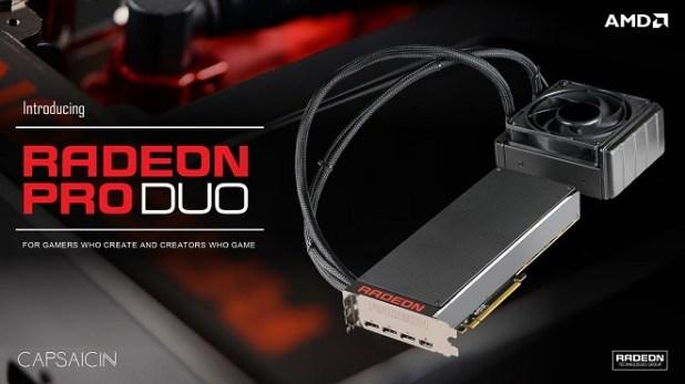 Spesifikasi dan Harga VGA Card Gaming AMD Radeon Pro Duo Polaris