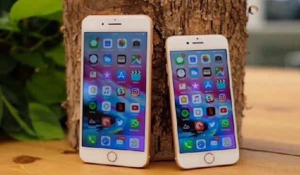 Spesifikasi dan Harga iPhone 8 dan iPhone 8 Plus