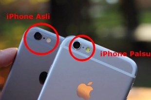 Tips Membedakan iPhone Asli dengan iPhone Palsu dan Replika