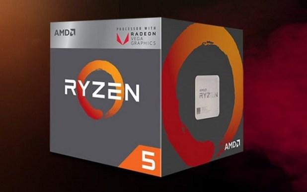Update Urutan TOP Processor Gaming AMD Ryzen 5 2400G