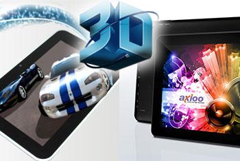 Tablet Murah Meriah, Antara Axioo dan Efioo