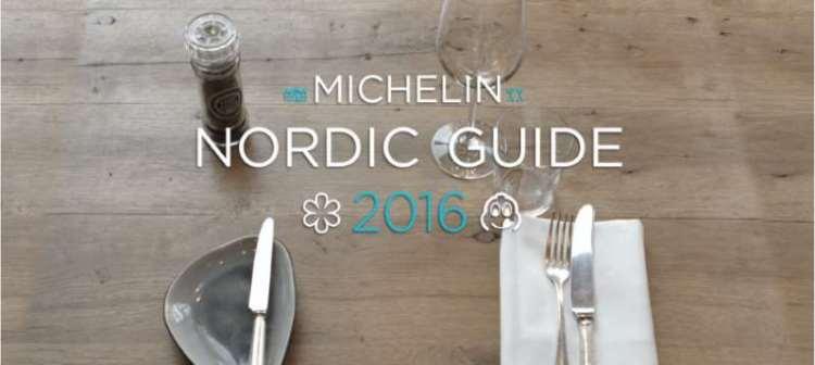 Michelin 2016: Her faldt stjernerne