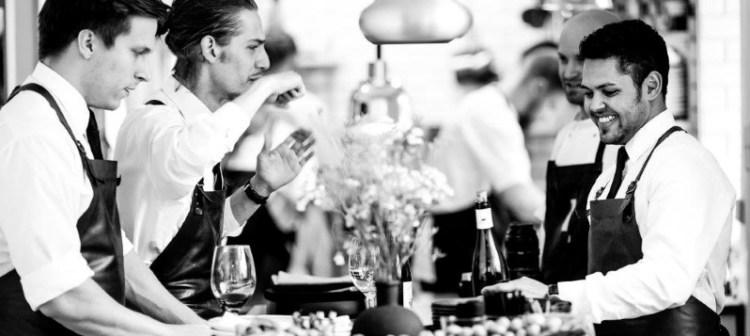Halvrets bedste stjyske restaurant: Vi er blevet et mere sammentmret hold