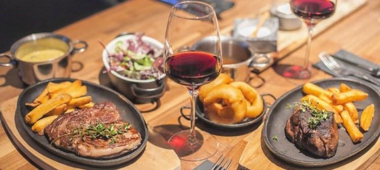 Kbenhavn: Suverne steaks til kdelskeren