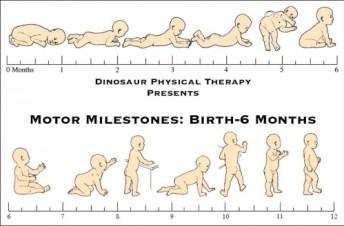motor milestones baby