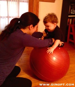 Torticollis Treatment Therapy Ball