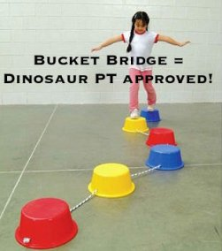 bucket bridge