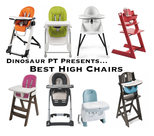 Best High Chairs  sc 1 st  Dinosaur Physical Therapy & Best High Chairs for Children!