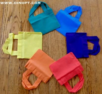 custom yoga kit bag