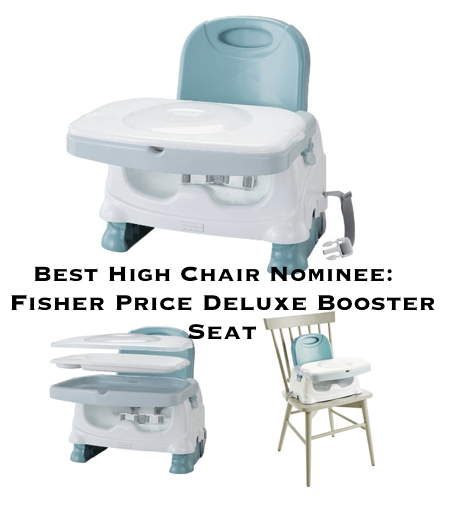 Best High Chair Fisher Price
