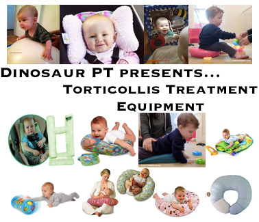 plagiocephaly and torticollis treatment equipment