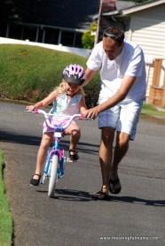 kids bicycle training