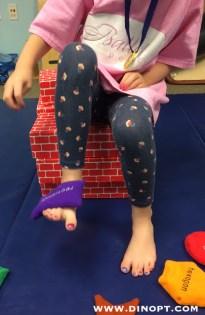 toe walking exercises kids