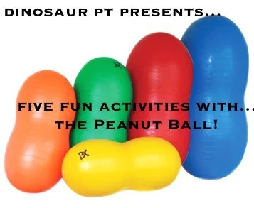 peanut ball activities