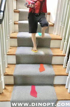 stair training kids