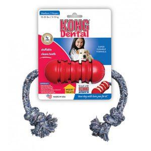 Kong dental pour chien