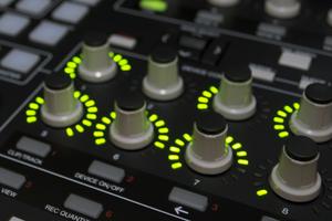 MIDI Controller knobs