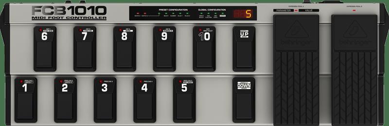 Behringer Foot Pedal MIDI Controller