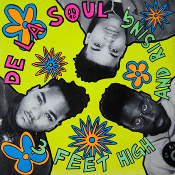 De La Soul - 3 Feet High And Rising for sale