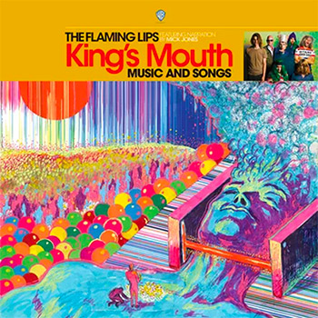 Flaming Lips - King's Mouth: Music And Songs for sale