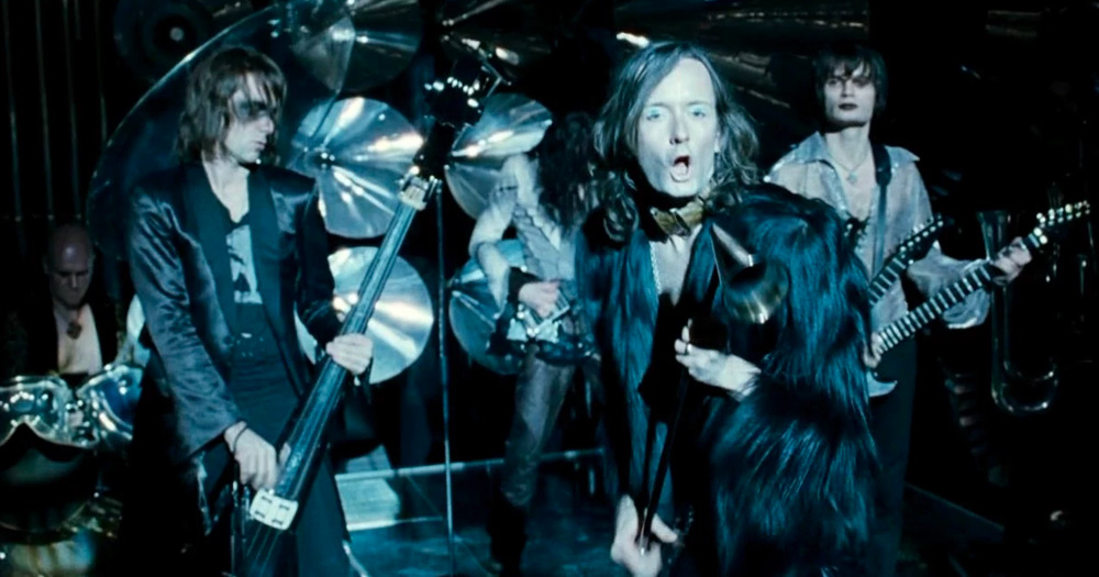 Wyrd Sisters from the film Harry Potter And The Goblet Of Fire
