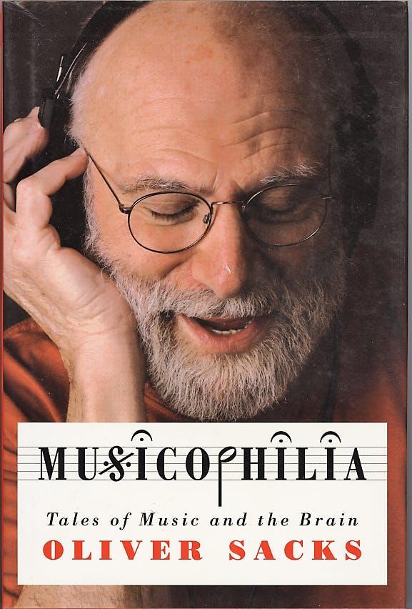 Musicophilia book cover