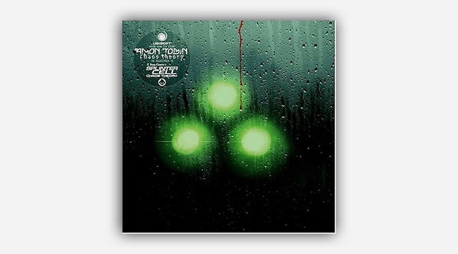 Splinter Cell soundtrack album cover