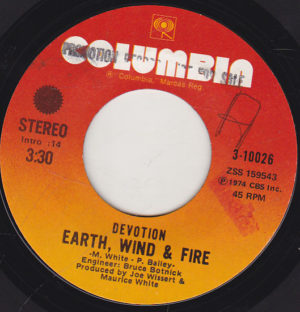 Earth Wind & Fire - Devotion/Singalong