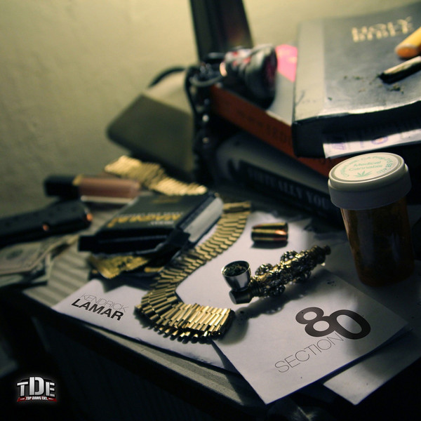 kendrick-lamar-section-80 album cover