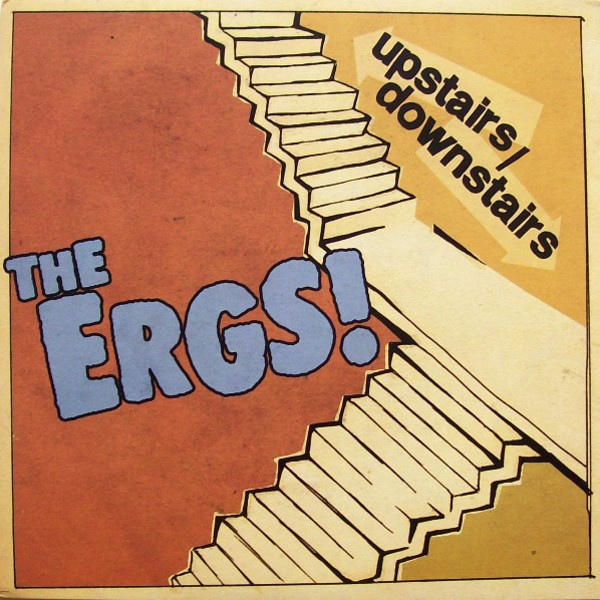 album cover ergs upstairs downstairs