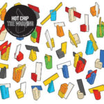 hot chip the warning album cover
