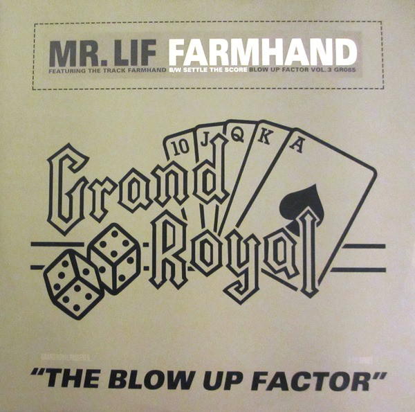 mr lif farmhand