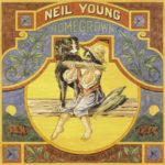 neil young homegrown album cover