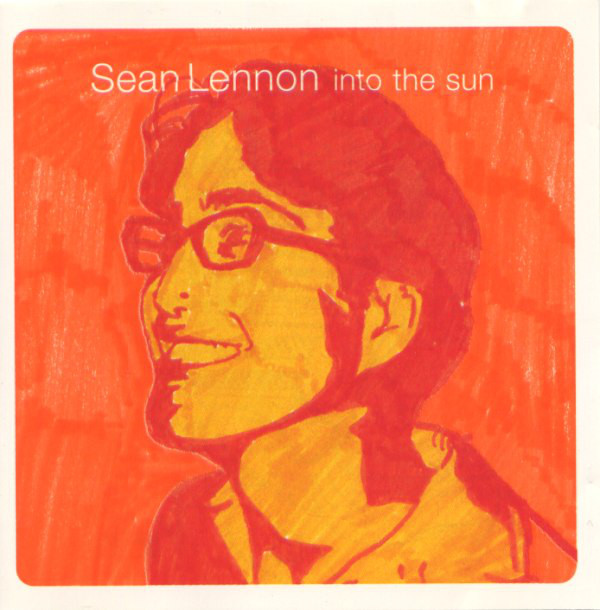 sean lennon into the sun