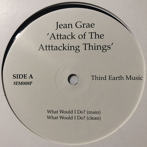Jean Grae ‎– Attack Of The Attacking Things