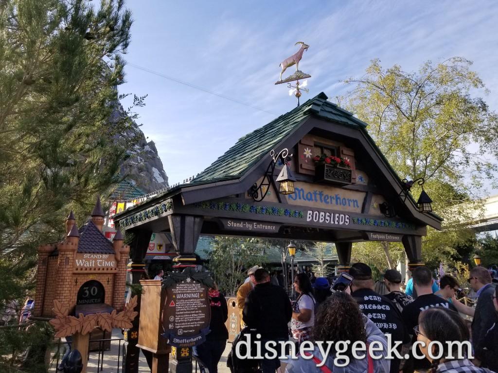 Print Disney Entrance Adventure California