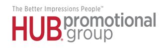HUB Promotional Group logo