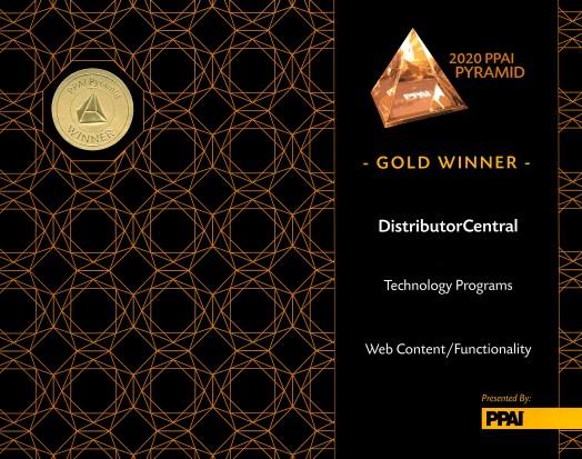 PPAI Pyramid web content