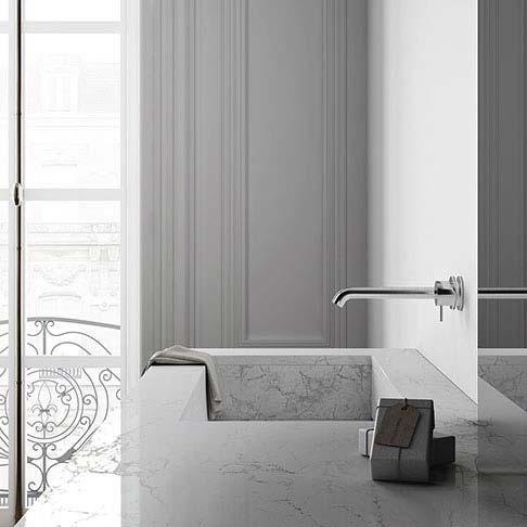 Minimalist designs for monochromatic bathrooms on Monochromatic Bathroom Ideas  id=70690