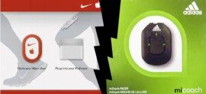 Comparatif des deux produits Nike+ et miCoach